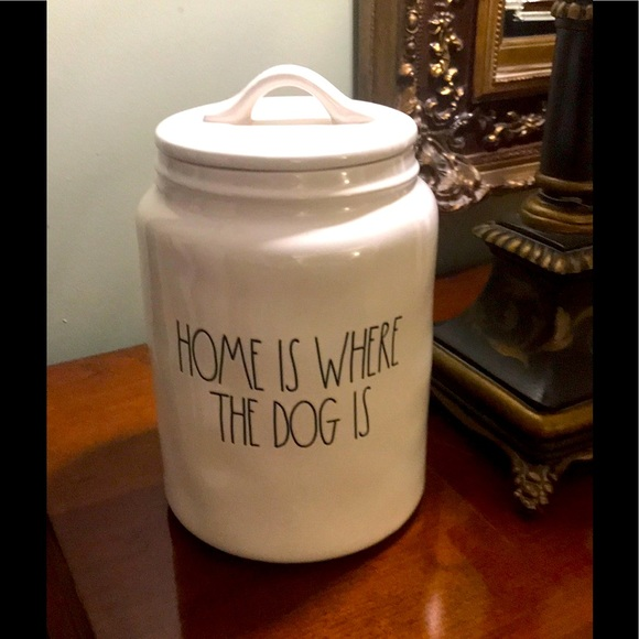Rae Dunn Home Is Where The Dog Is!